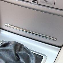 VCiiC автомобильный Стайлинг, пепельница с крышкой, светильник, панель, Накладка для Ford Focus 2 MK2 ABS Chrome 1 шт. в комплекте