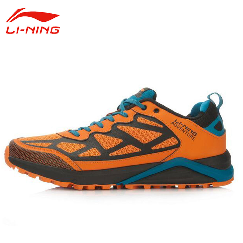 Men's Cushion Shoes Off Adventure Running Li Ning Wearable Outdoor 8nvwmN0
