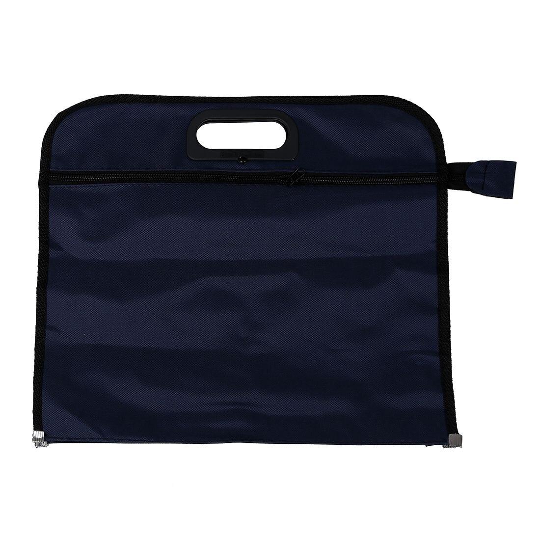 Nylon File Folder Document Bag/Organizer/Portfolio For Office Or