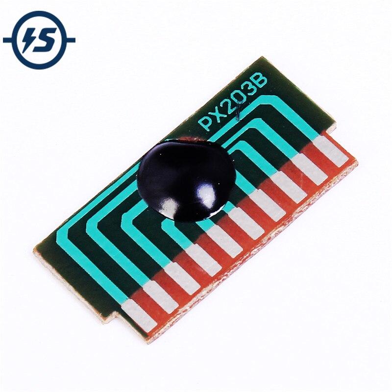 IC Chip Electronic DIY 10pcs 6-LED LEDs 3-4.5V Flash Chip COB LED Driver Cycle Flashing Control Board Module For 6 Pcs LEDs