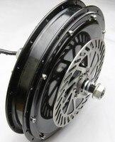 High Quality E Bike Spoke Motor 48Volt 1000W Brushless DC Hub Motor For Rear Wheel E
