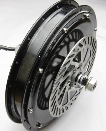 Hohe Qualität e-bike sprach motor 48 Volt 1000 Watt Bürstenlosen Gleichstromradnabenmotor für Hinterrad E- Bike/Elektrische Fahrrad