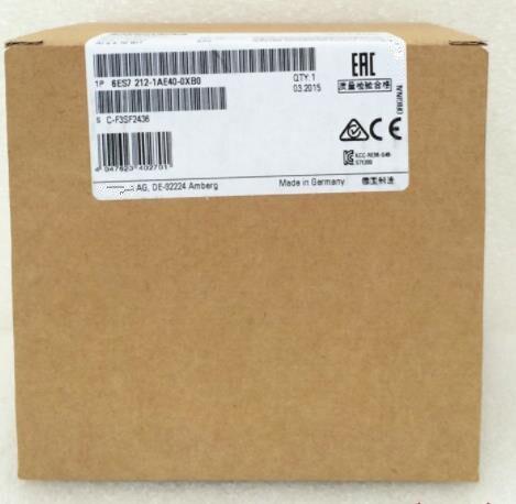 Orijinal Yeni kutusunda 6ES72121AE400XB0 CPU1212C 6ES7212-1AE40-0XB0Orijinal Yeni kutusunda 6ES72121AE400XB0 CPU1212C 6ES7212-1AE40-0XB0