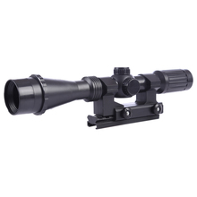 New Tactical Plastic Magnifying Sight Set with 10cm Rail Adapter for Nerf Blaster /for Nerf  Elite Infinus/stryfe/ недорого