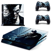 Batman PS4 Skin Sticker Decal Cover  For Sony PS4 PlayStation 4 Console and 2 controller skins