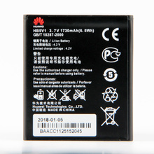 Original HB5V1 Phone battery For Huawei Y300C Y511 Y500 Y511-T00 Y300 Y535D-C00 Y518-T00 W1-U00 T8833 1730mAh
