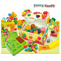 Fancy Candy Plasticine Play Doh Educational Toys Brinquedos,Hot Creative DIY Playdough Toys for Kid's Birthday Gift
