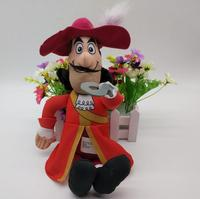Jake and the Neverland Pirates Captain Hook Plush Doll 32cm