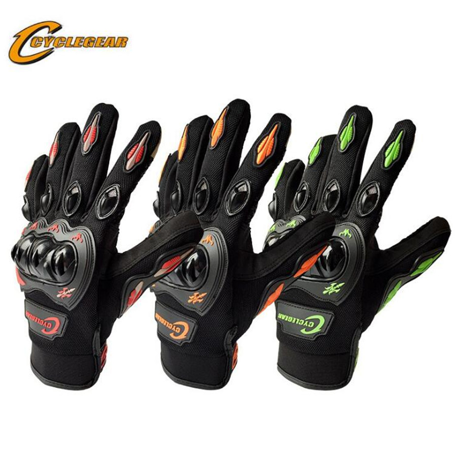 Motorcycle Gloves Touch Screen Breathable Wearable Protective Gloves Outdoor Moto Luvas Motocross Moto gloves