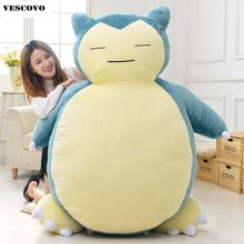 Animal Doll Snorlax Plush Toys Pillow Sofa Bed Cartoon Totoro Mattress Sofa Cushion Double Bed Cushion Tatami Pad(China)