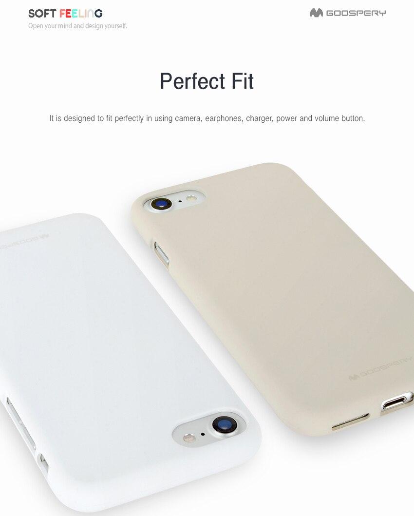 Original Mercury Goospery New High Quality Soft Feeling Jelly Case Samsung Galaxy Grand Prime J2 Pearl Black Detail Eng 4