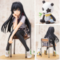 NEW hot 14cm My Teen Romantic Comedy SNAFU Yukinoshita Yukino Yukipedia Nekopedia action figure toys collection christmas toy