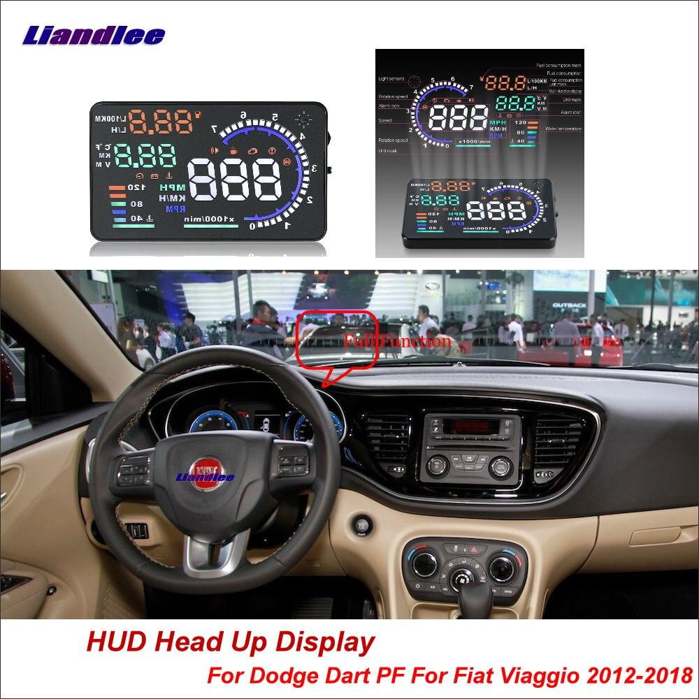 Dodge Dart PF Fiat Viaggio 2012-2018