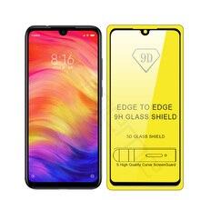 9D Full Glue Tempered Glass For Xiaomi Redmi Note 7 6 5 5A Plus Pro S2 POCO F1 Coverage Screen Protector Film
