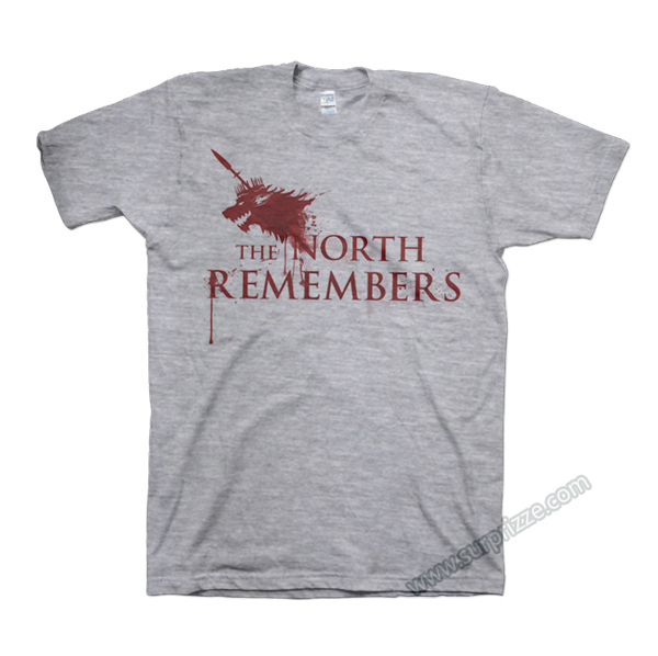 Buy the north remembers t shirts game of Where can i buy game of thrones t shirts
