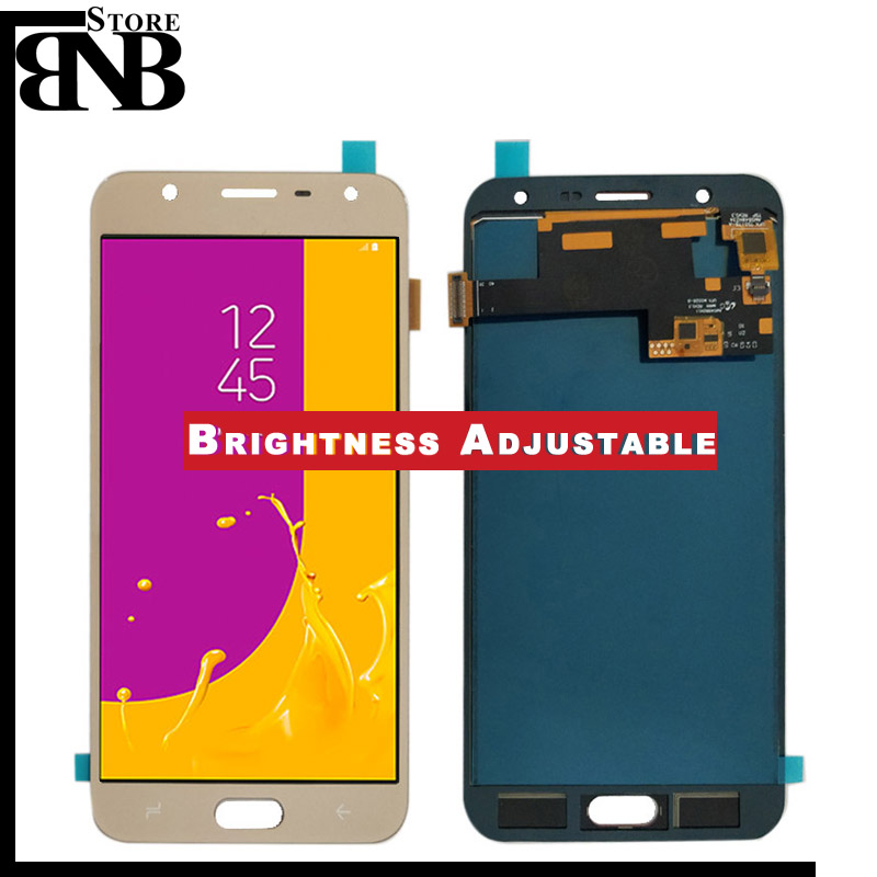 For Samsung Galaxy J7 Duo 2018 <font><b>J720</b></font> <font><b>LCD</b></font> Display and Touch Screen Digitizer Assembly for <font><b>J720</b></font> J7 Duo 2018 free shipping image