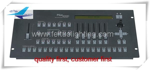 Professional stage lighting equipment pilot controlador dmx 2000