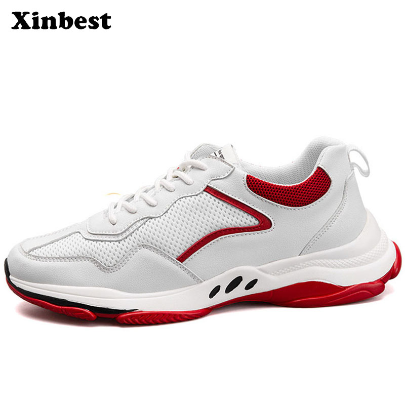 Xinbest Mens Running Shoes Man Brand Summer Breathable Mesh Mens Sneakers Outdoor Athletic Sports Run 2018 Sport Shoes For Men