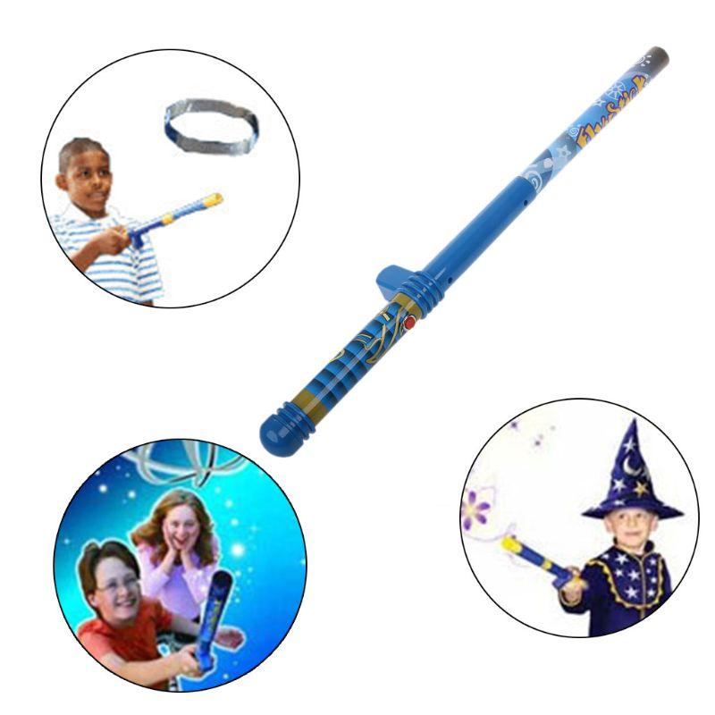 Novel Magic Wand Electrical Levitation Fly Stick Magic Levitation Wand Toys Kids Gift