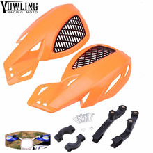 Dirt bike Motorcycle 22mm handlebar brake hand guard For KTM XC XCF XCRW EXCR EXC SXF SXR XCW SX 350 400 450 500 505 525 530 цена и фото