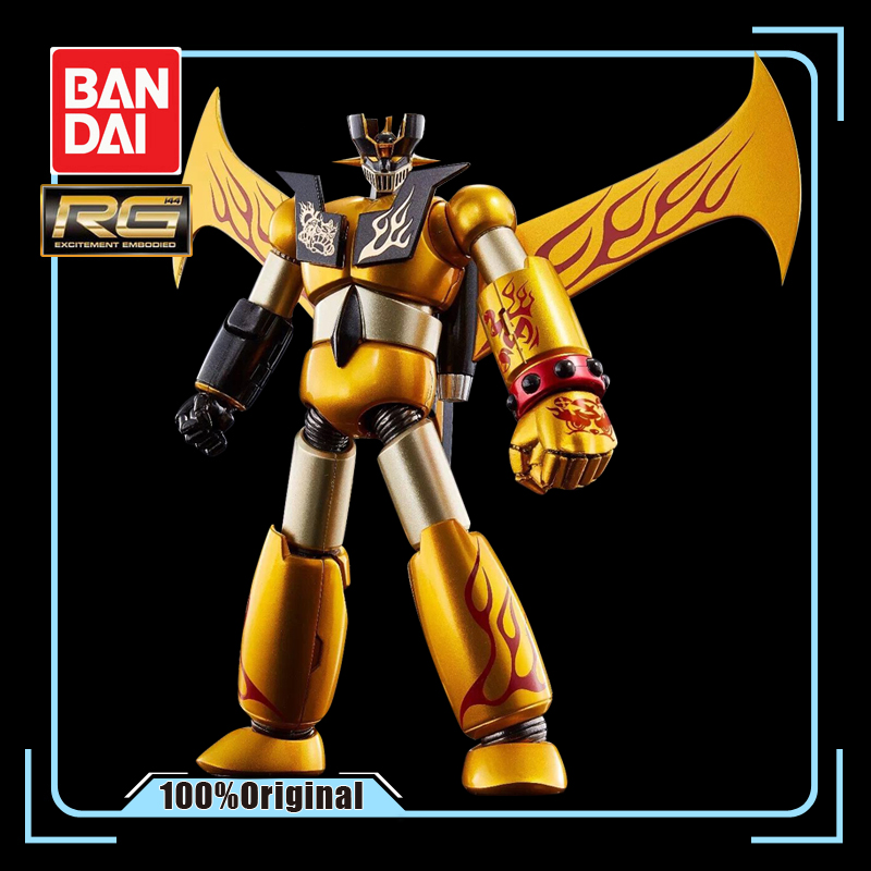 Bandai SR Super Alloy Iron Armor Manga Devil Z Asian Limited Dog Year Special Edition Gundam Model Action Figure Kids Toy Gift