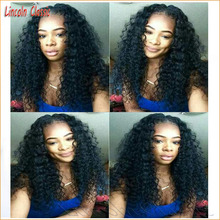 Best 7A Quality 130density Human Hair Wig Kinky Curly Lace Front Wigs Brazilian Virgin Human Hair Curly Wigs Lace Front Glueless