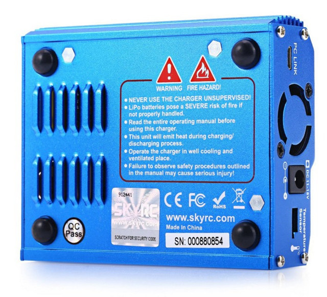 6 Подлинная SKYRC iMAX B6 Мини 60 Вт Профессиональное Lipo Баланс Зарядное Устройство Разрядник Для RC Батареи Зарядки Re-пик режим Для NIMH/NICD