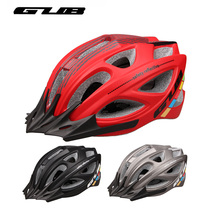 GUB P9 Cycling Helmet Bike Ultralight Helmet With Light Intergrally-Molded Mountain Road Bicycle Helmet Safe Men Women Free Ship