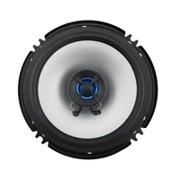 LB PS1652T 6.5 inch 2 Way Coaxial MusicCar Speaker 93DB Sensitivity Car Horn Sensitivity Audio Automobile