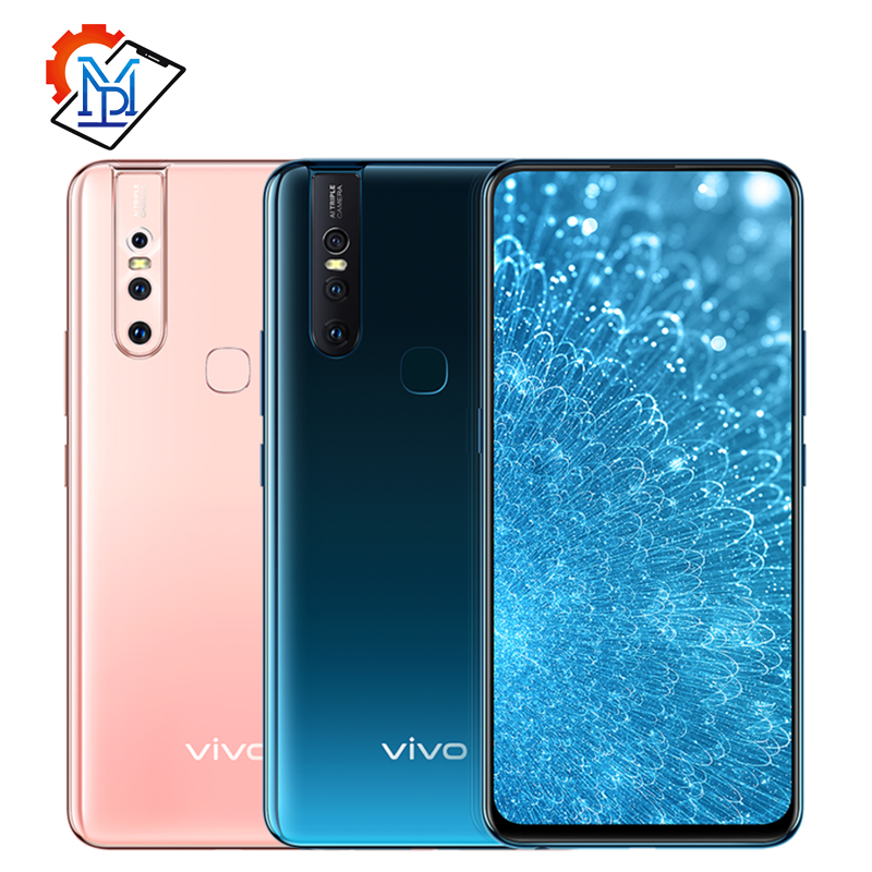 Original Vivo S1 Mobile Phone 6.53inch Screen 6GB RAM 128GB ROM Helio P70 Octa Core Android 8.1 Three Cameras 3940mAh Smartphone