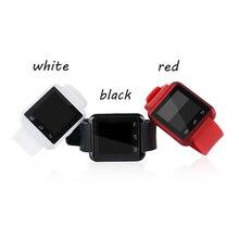 U8 Bluetooth Intelligente Montre Intelligente Montre-Bracelet Relojes Inteligente pour Samsung Galaxy S3 S4 S5 HTC LG Motorola Android Téléphone