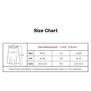Image 5 - 2019 קוריאני סגנון נשים קיץ סימטרי כחול פסים מקרית חצאית קפלי אלסטי מותניים גבירותיי אופנתי חצאית Robe Femme 5243