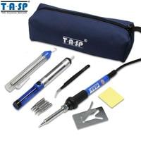 Mini Adjustable Temperature Eletric Soldering Iron Gun Welding Repair Tool Kit