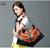 XIYUAN MARCA Bolsa Das Mulheres do Estilo Chinês Bordado Étnico Moda Verão Flores Feitas À Mão Senhoras primavera Tote Ombro Sacos de mão