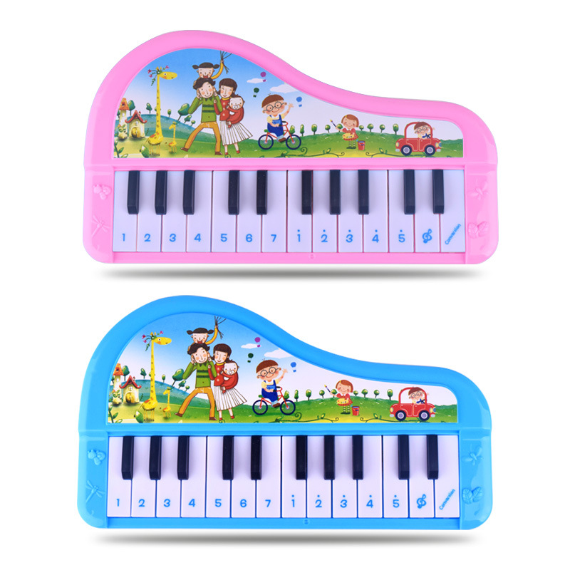 Keyboard Musical Instruments Toy Piano Electronic Learning Education Toys For Children