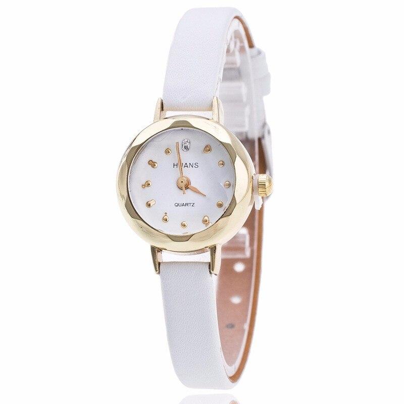 Reloj Mujer Nowa Moda Zegarek kwarcowy Kobiety Mała tarcza Mini - Zegarki damskie - Zdjęcie 2