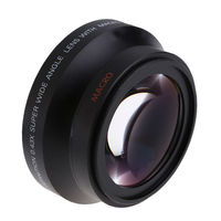 Free Shipping New Comign 67mm Wide Angle Macro Conversion Lens 0 43x For Nikon D80 D90