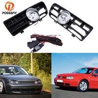 3Style Halogen LED 1pair Car Front Fog Light Lamp Headlight Grille Daytime Running Driving Light For