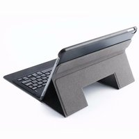 Detachable ABS Wireless Bluetooth Keyboard case For iPad Pro 12.9 2018 PU Magnet stand Case Cover Funda with Pencil Slot +Pen