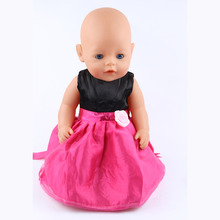 The new 2016doll clothes Wear fit 43cm Baby Born zapf Children best Birthday Gift(only sell clothes)m27