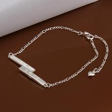 A013 Новый Дизайн Большой Stock Нежный Handmade Дешевые Посеребренная Ножной Браслет Оптовая Продажа