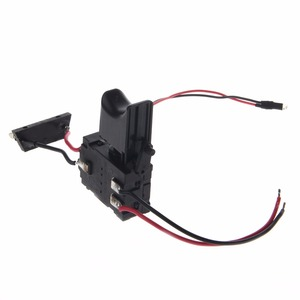 Image 3 - Electric Drill Dustproof Speed Control Push Button Trigger Switch DC 7.2 24V Switches