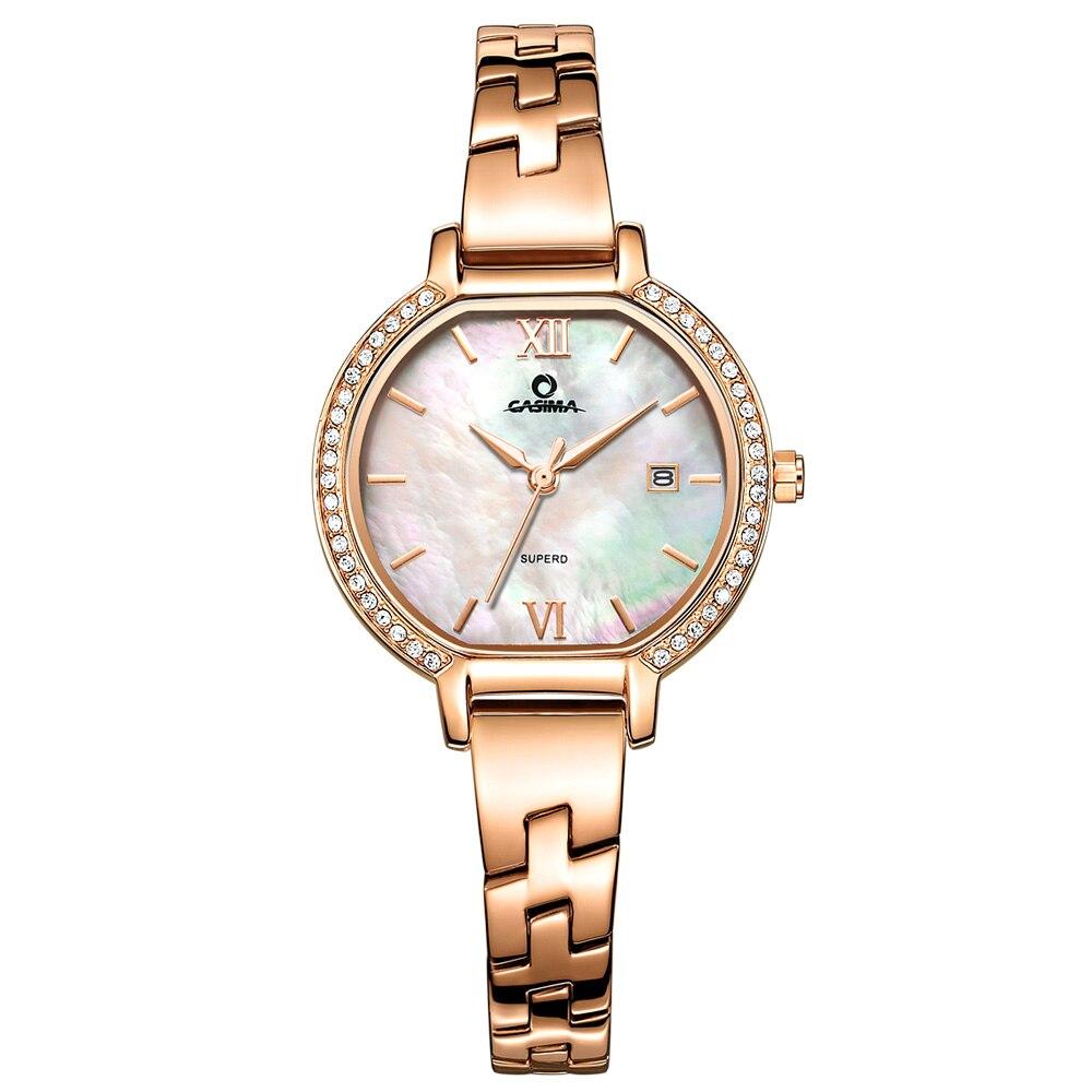 ФОТО Relogio feminino CASIMA 2016 luxury brand watches women Fashion casual ladies quartz wrist watch waterproof women relojes mujer