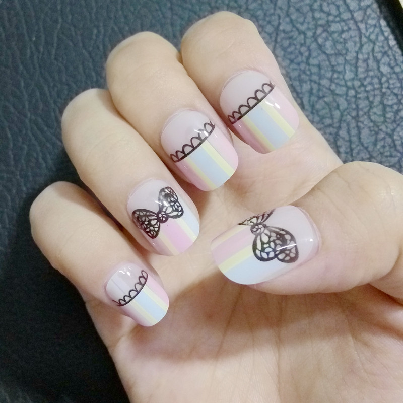 Funky False Nails For Kids Pictures - Nail Art Ideas - morihati.com