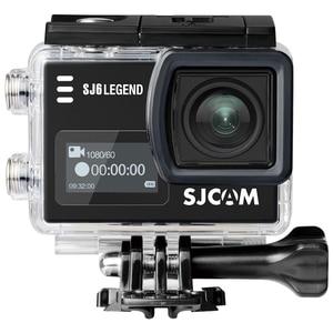 Image 4 - DASENLON חנות 100% מקורי Sjcam Sj6 אגדה ספורט מצלמה, ultra HD 4K Wifi פעולה מצלמה 30m עמיד למים מתחת למים מצלמת וידאו