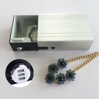 Giantree Car Safe Box Key Jewelry Cash Pistol Storage Boxes Aluminum Alloy Security Fixed