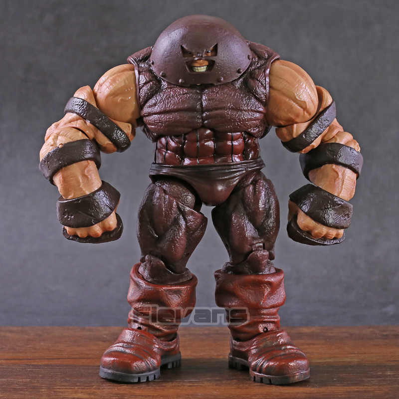 Marvel Select X-men ENORME Juggernaut PVC Action Figure Collectible Modelo Toy