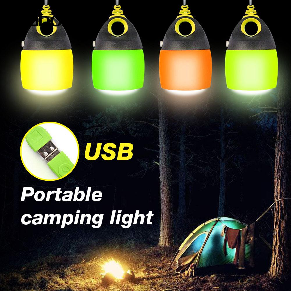 Portable Flashlight Portable Lamp Camping Lamp Light Fixture Emergency MINI 6LED Durable Convenient