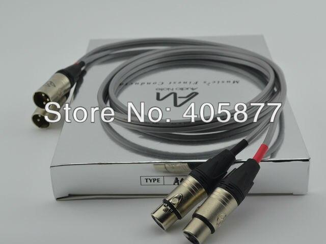 AN-VX Audio câble d'interconnexion XLR 1 M câble Audio hi fi