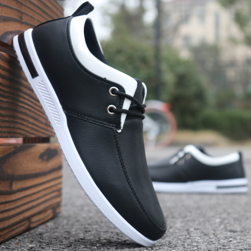 Spring casual mens shoes Korean fashion Breathable shoes sneaker shoesSpring casual mens shoes Korean fashion Breathable shoes sneaker shoes